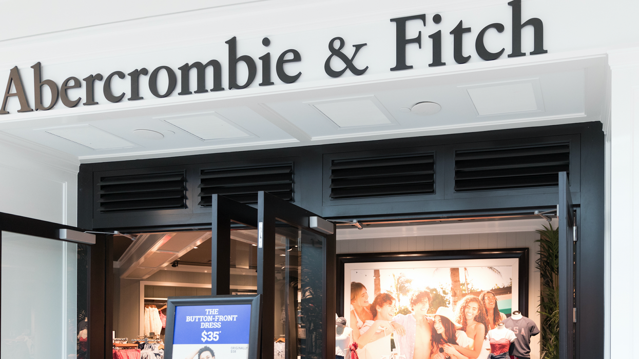 Abercrombie & Fitch Makes A Comeback With New Cannabis-Infused Product Line