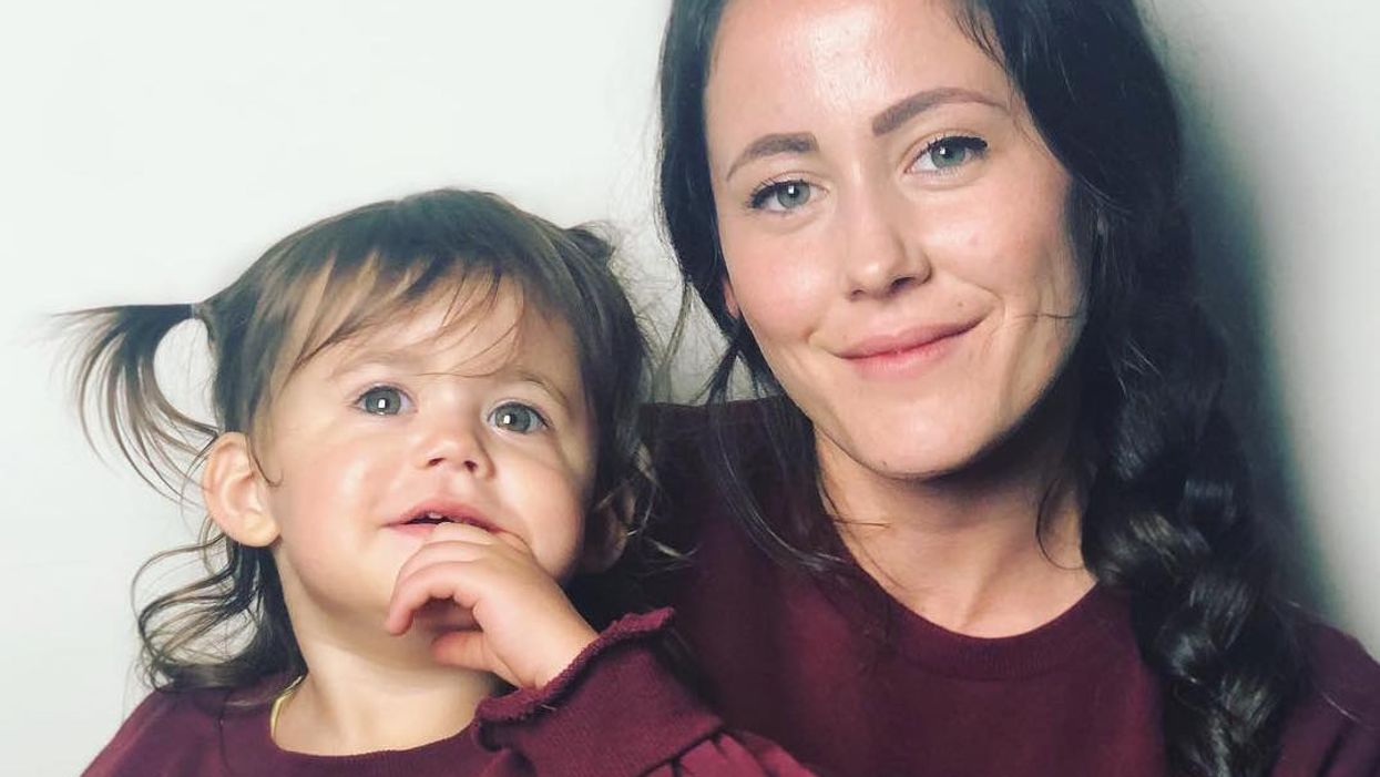 Jenelle Evans Just Got Fired From 'Teen Mom 2' And Fans Are Ecstatic