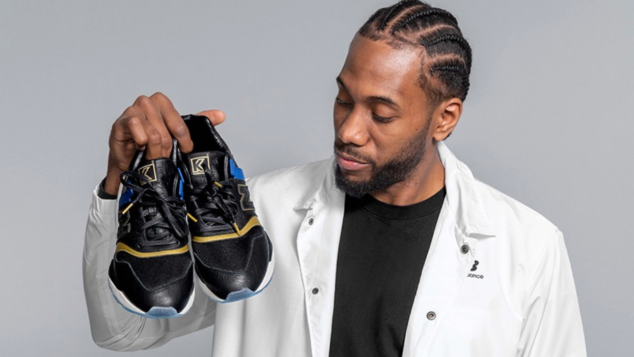 Sneakerheads Are Selling Kawhi Leonard's New Shoes For The Same Price As An All-Inclusive Vacation