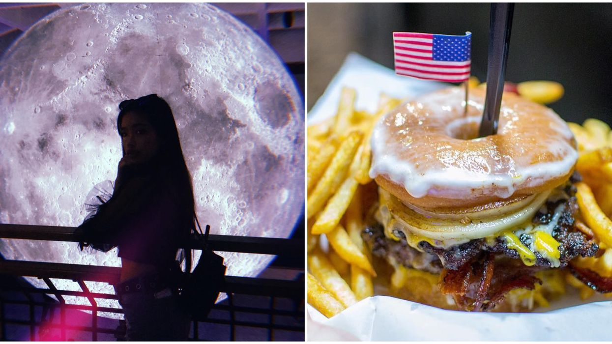 Houston Is Hosting A Giant Space-Themed Food And Cocktail 'Fest' This Summer