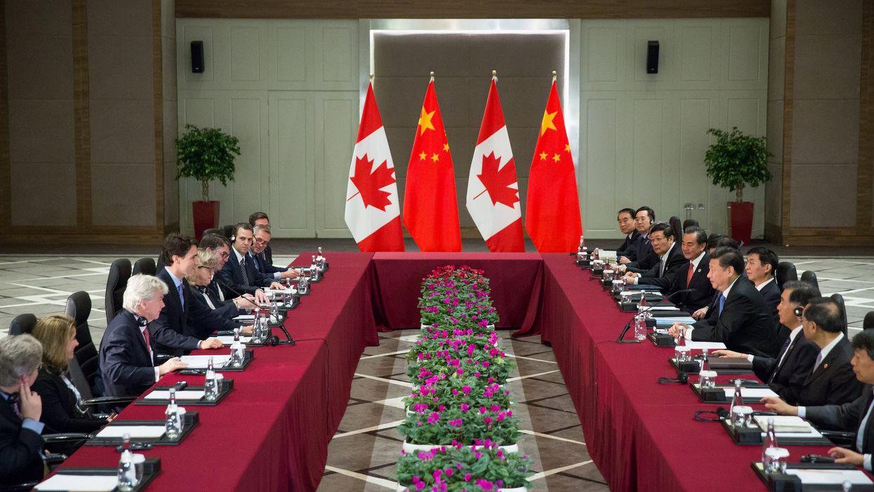 Voici pourquoi il y a des tensions entre le Canada et la Chine présentement