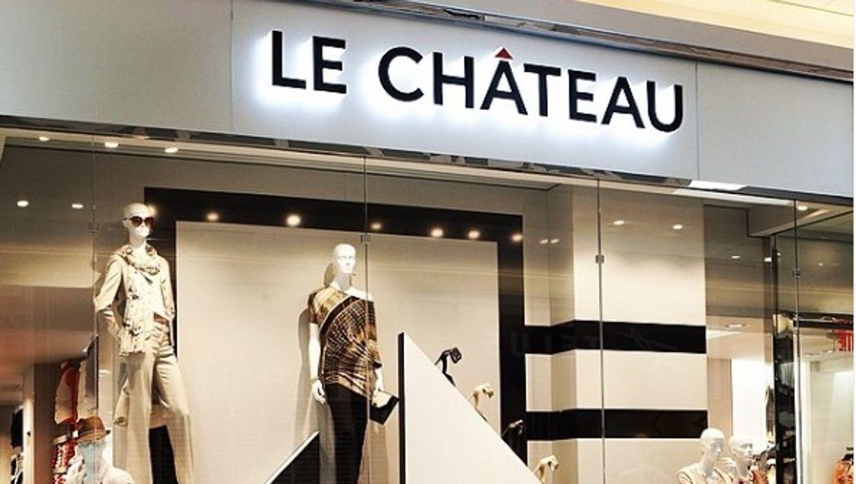 Le Château fait une énorme vente à partir de 5$ à Montréal et Laval ce mois-ci