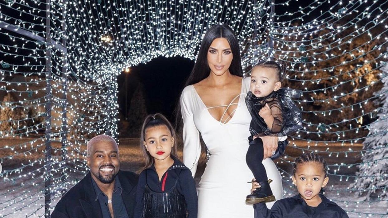 Kim Kardashian & Kanye West Welcome Their Fourth Baby Via Surrogate