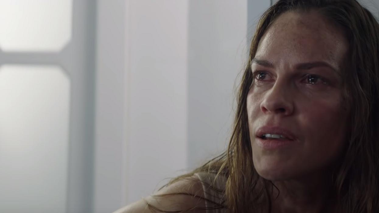 Netflix's New Futuristic Movie Is Like 'Black Mirror' But Crazier