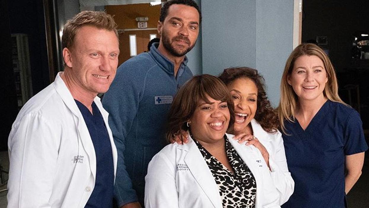 'Grey's Anatomy' Has Been Renewed For Two More Seasons