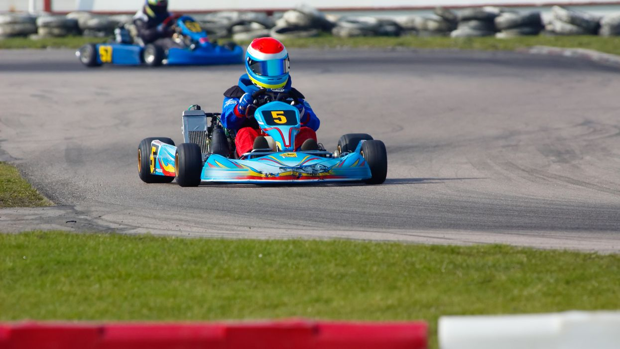 This New Theme Park In Orlando Will Have The Longest Go-Kart Track In Florida