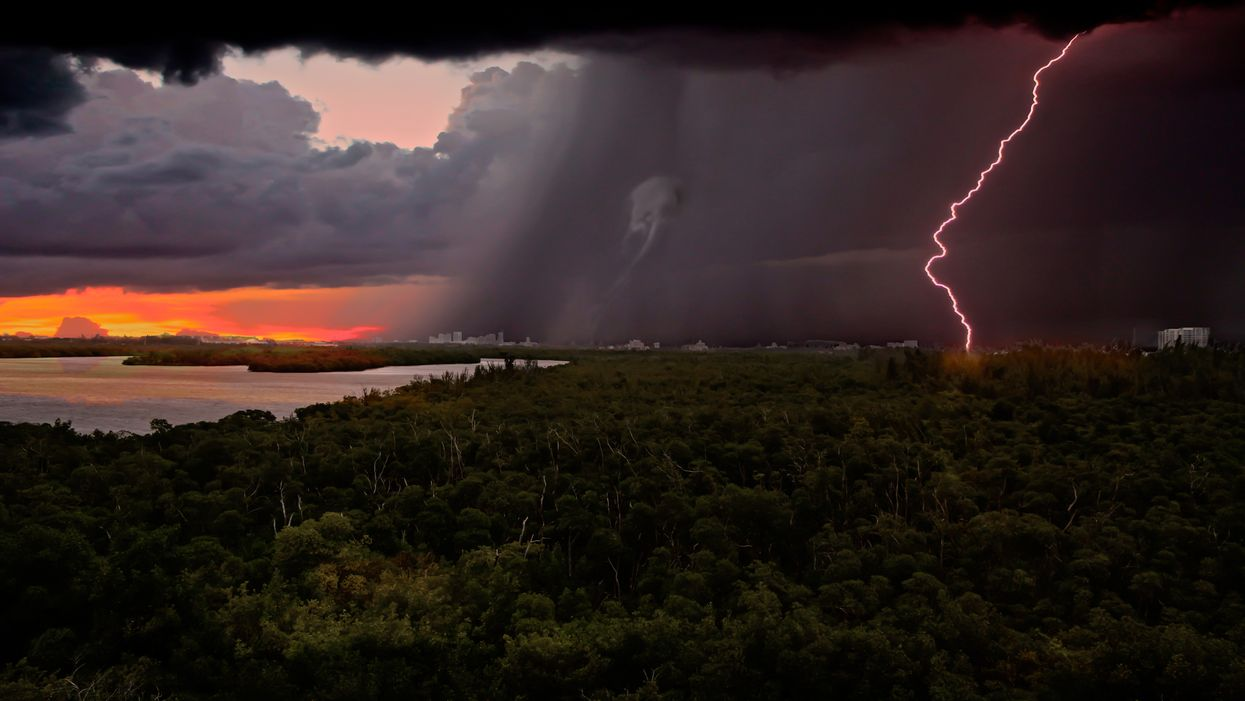 Get Those Umbrellas Ready Because Tampa Is About To Get Hit Hard With More Storms This Week
