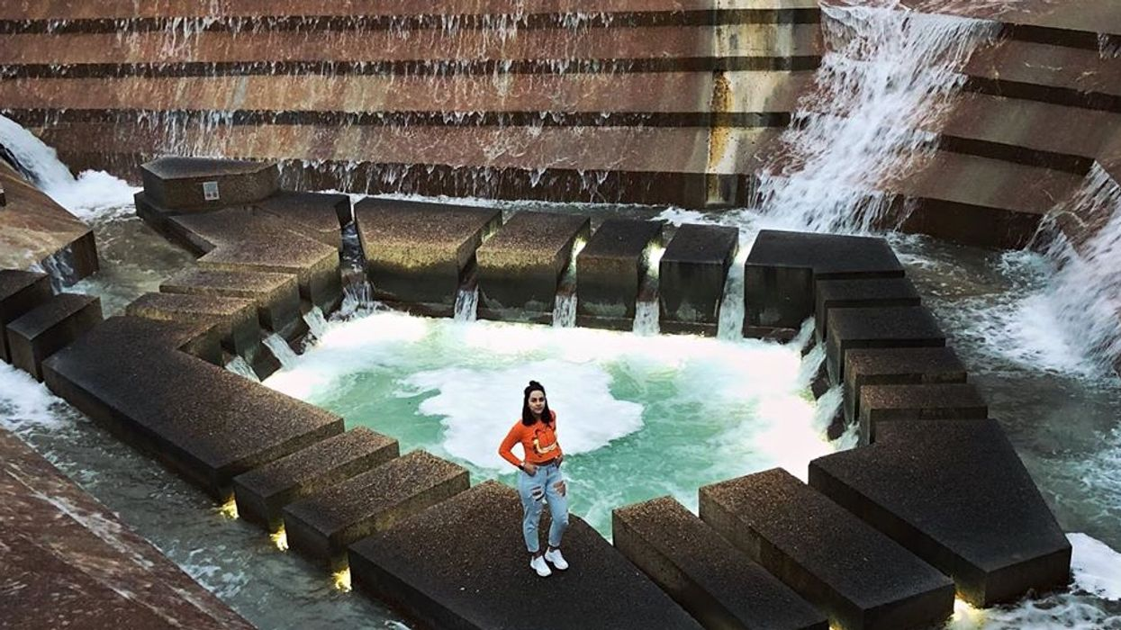 Fort Worth Has The Most Beautiful Water Garden You Can Visit