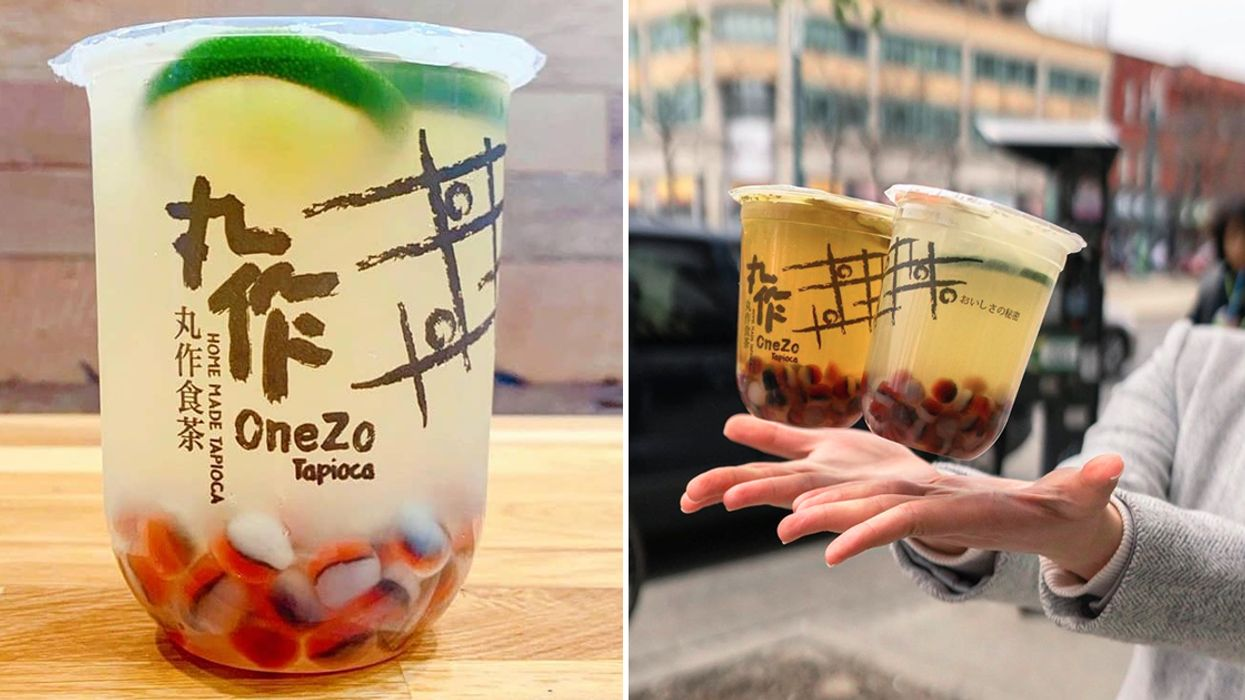 You Can Now Get Pokemon-Themed Bubble Tea In Toronto
