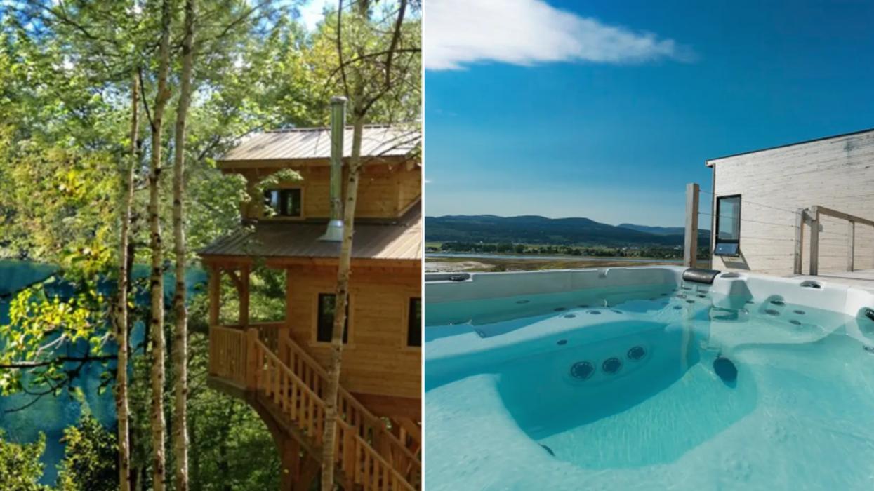22 Airbnb complètement fous et pas chers à booker cet été avec ta gang ou ta personne préférée