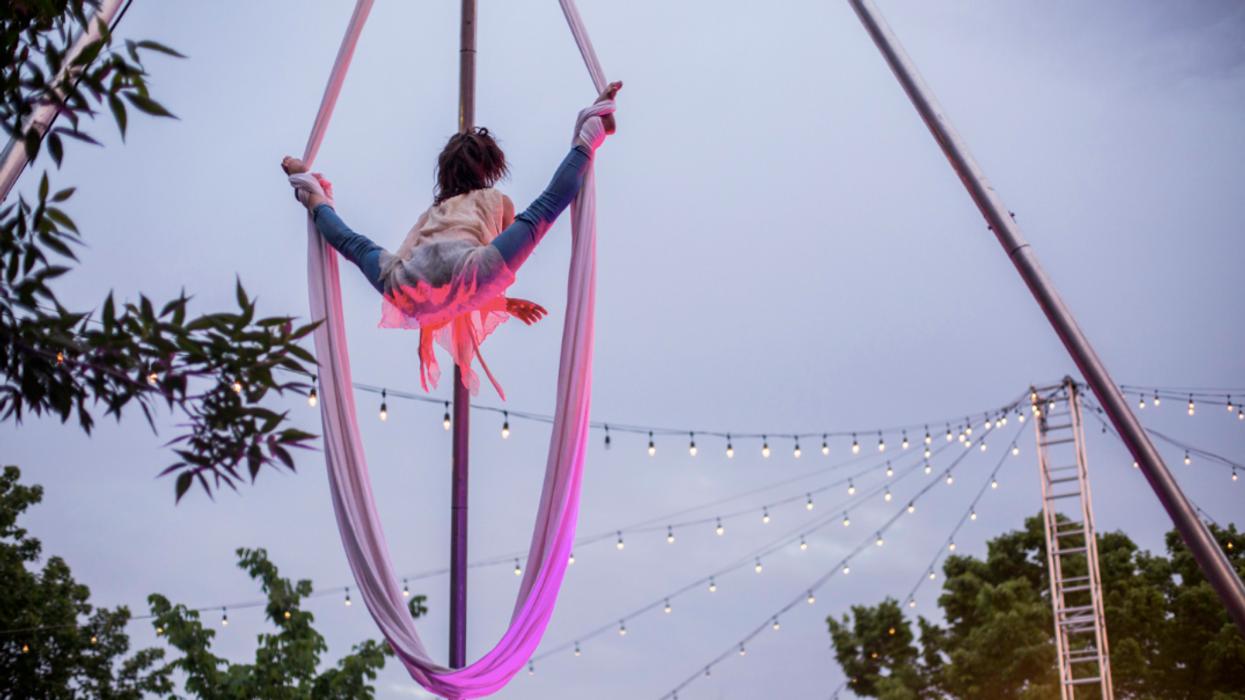 Un méga cirque extérieur gratuit aura lieu ce mois-ci à Montréal et ça s'annonce vraiment impressionnant