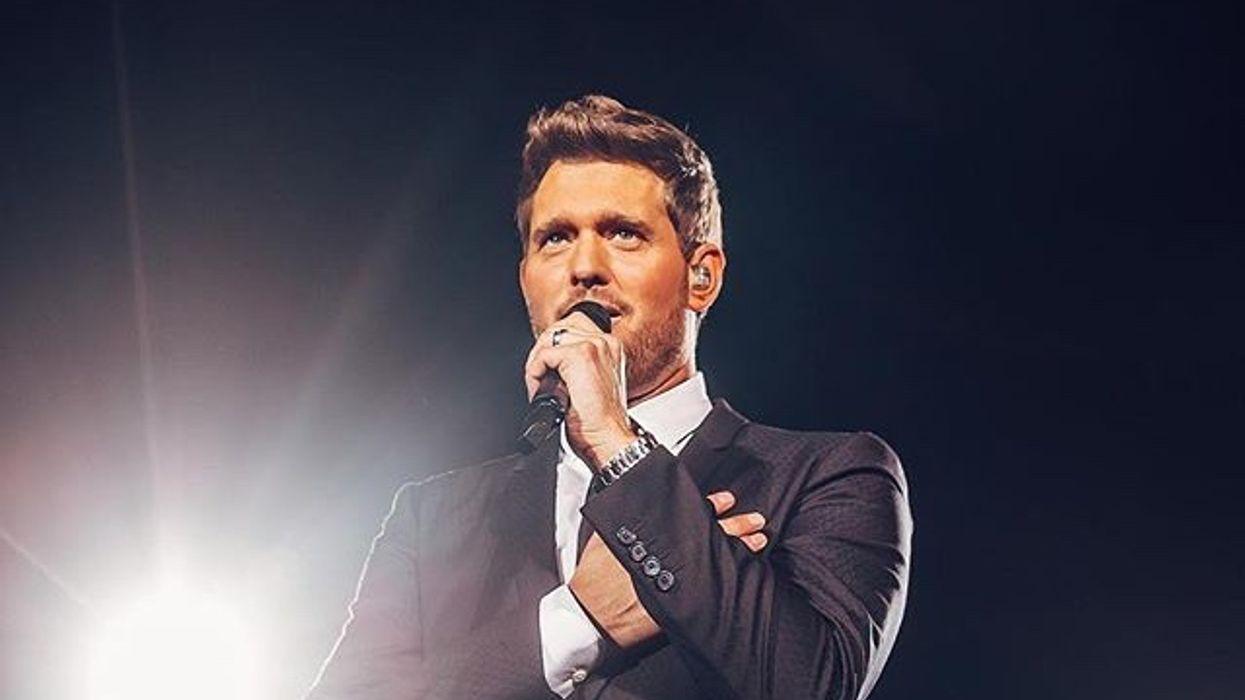 Michael Bublé Is Charging $1500 For VIP Tickets To His Toronto Show This Summer