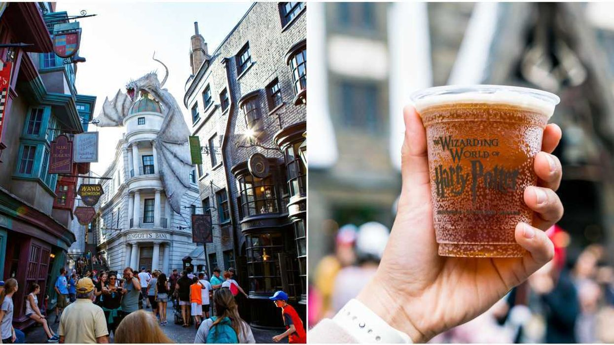 A Harry Potter Themed Bar Crawl Is Coming To Vancouver This Summer