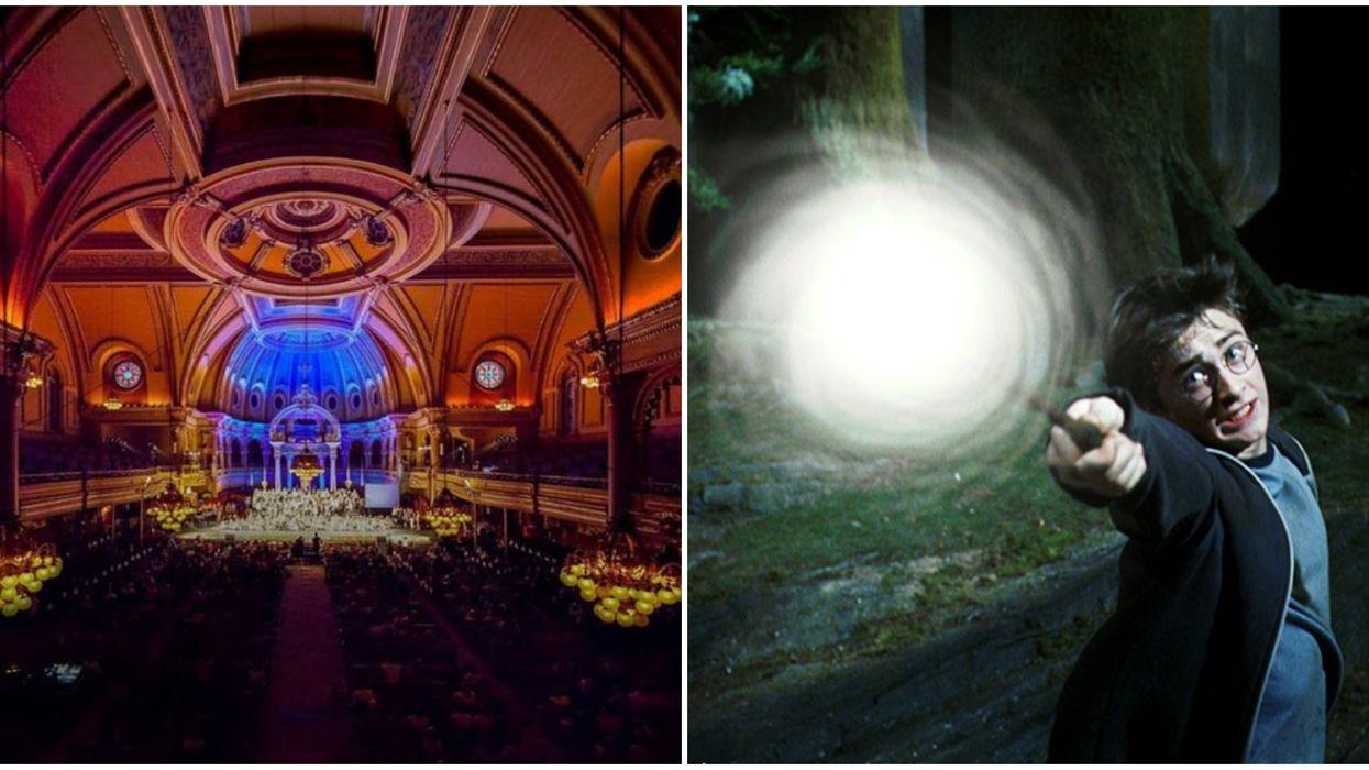 Un concert Harry Potter totalement magique aura lieu à Montréal cette semaine