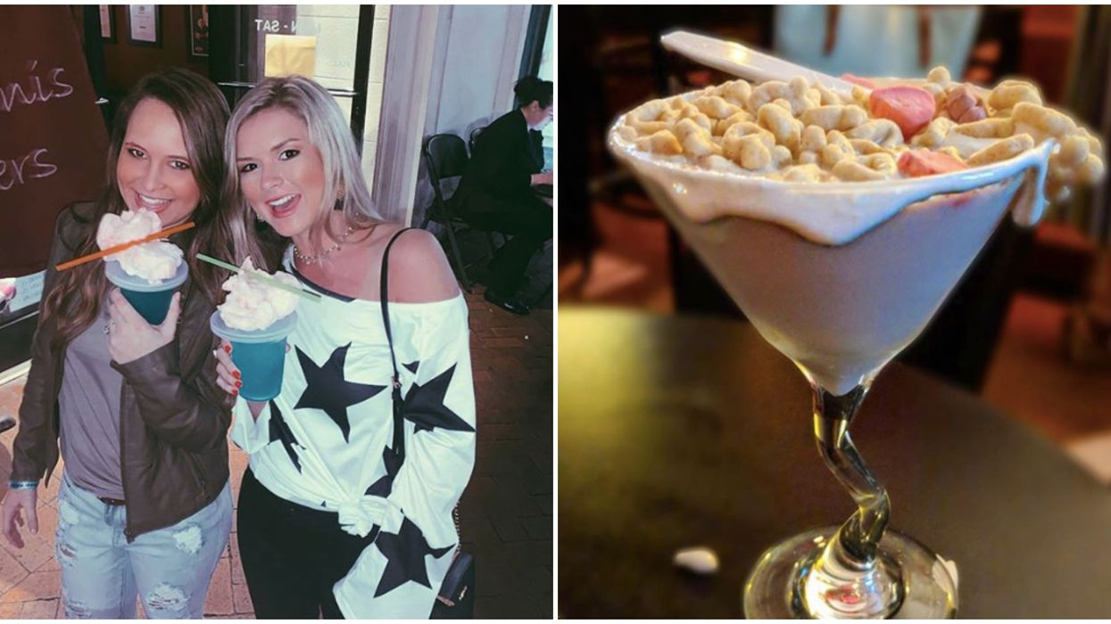 You Can Get A Lucky Charms Martini At This Bar In Georgia