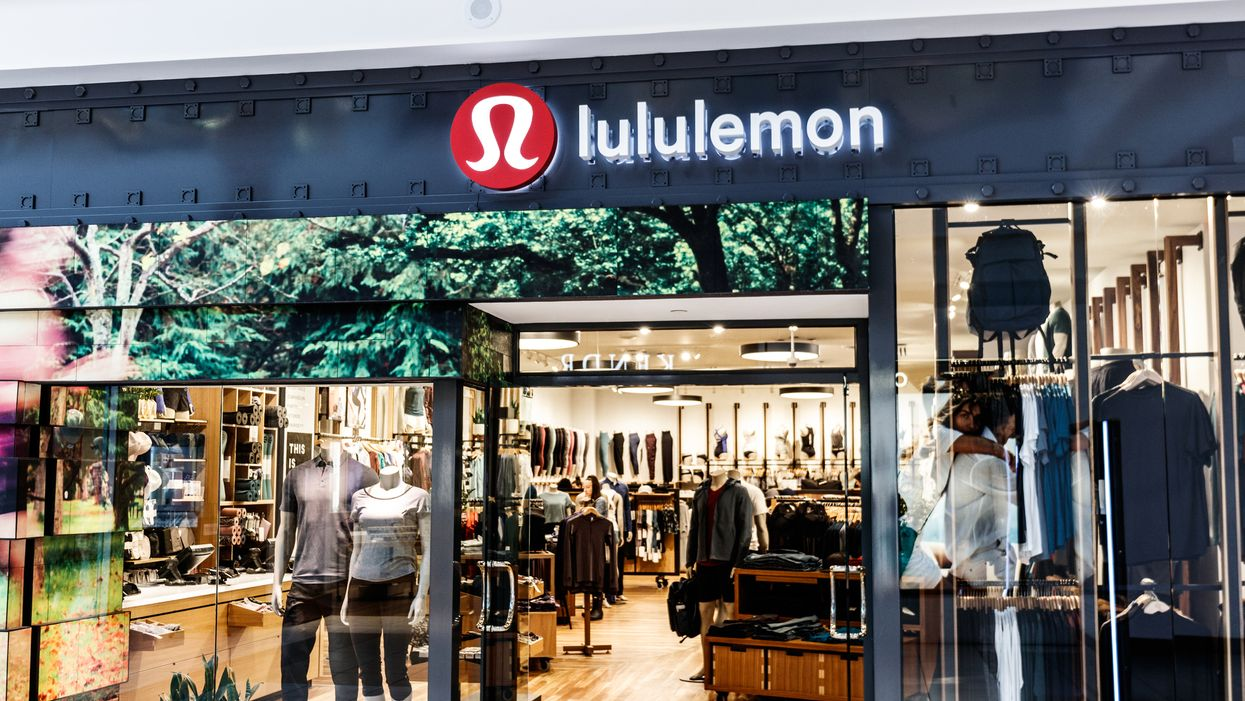 Lululemon Is Having An Up To 50% Off Sale Right Now