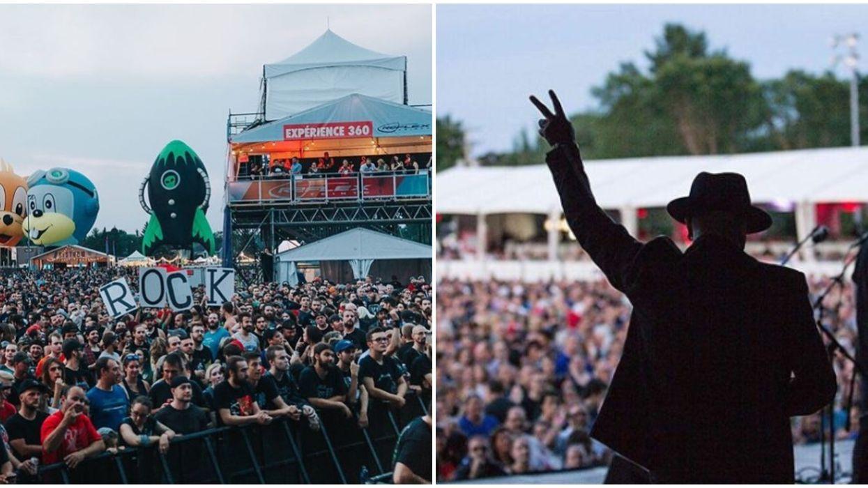 Tu peux voir Sean Paul, Weezer et les Cowboys Fringants au Québec pour seulement 42$ cet été