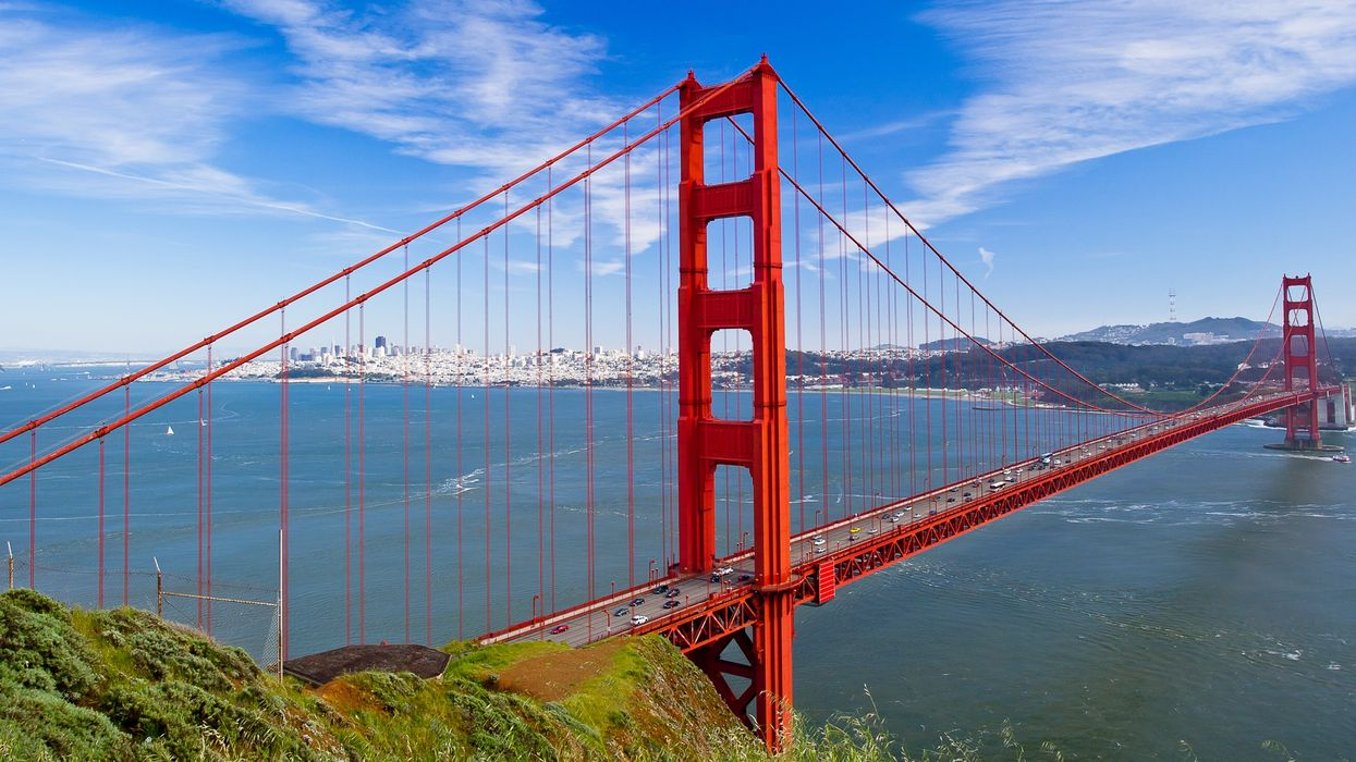 You Can Fly From Austin To San Francisco For Under $60 This Summer