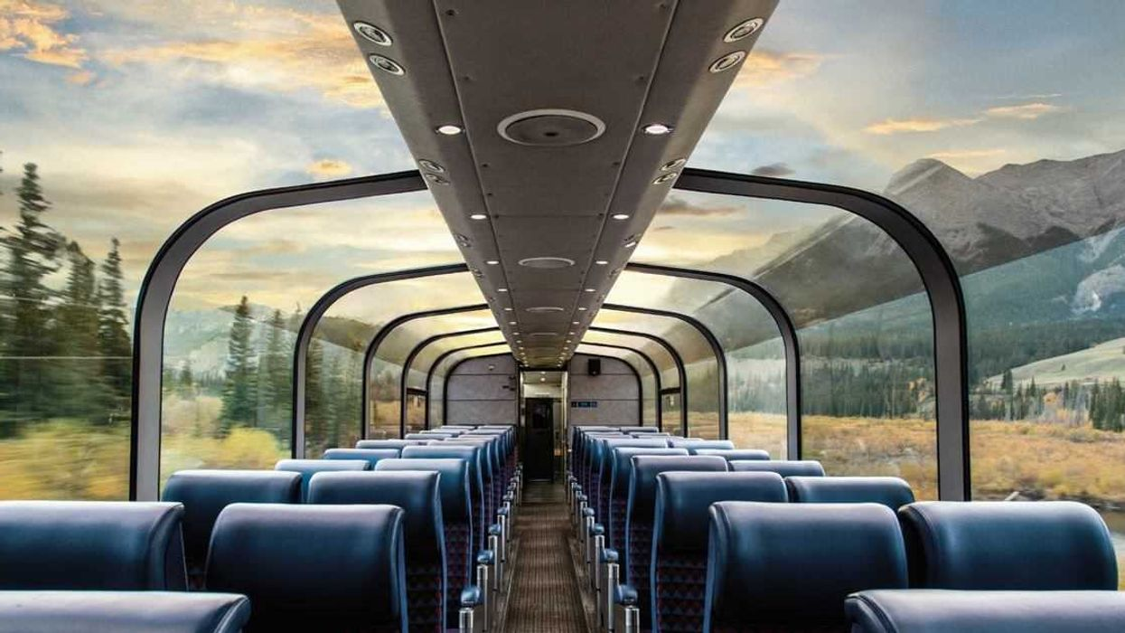 VIA Rail Is Now Offering 40% Off Train Trips Anywhere In Canada For Their Summer Sale