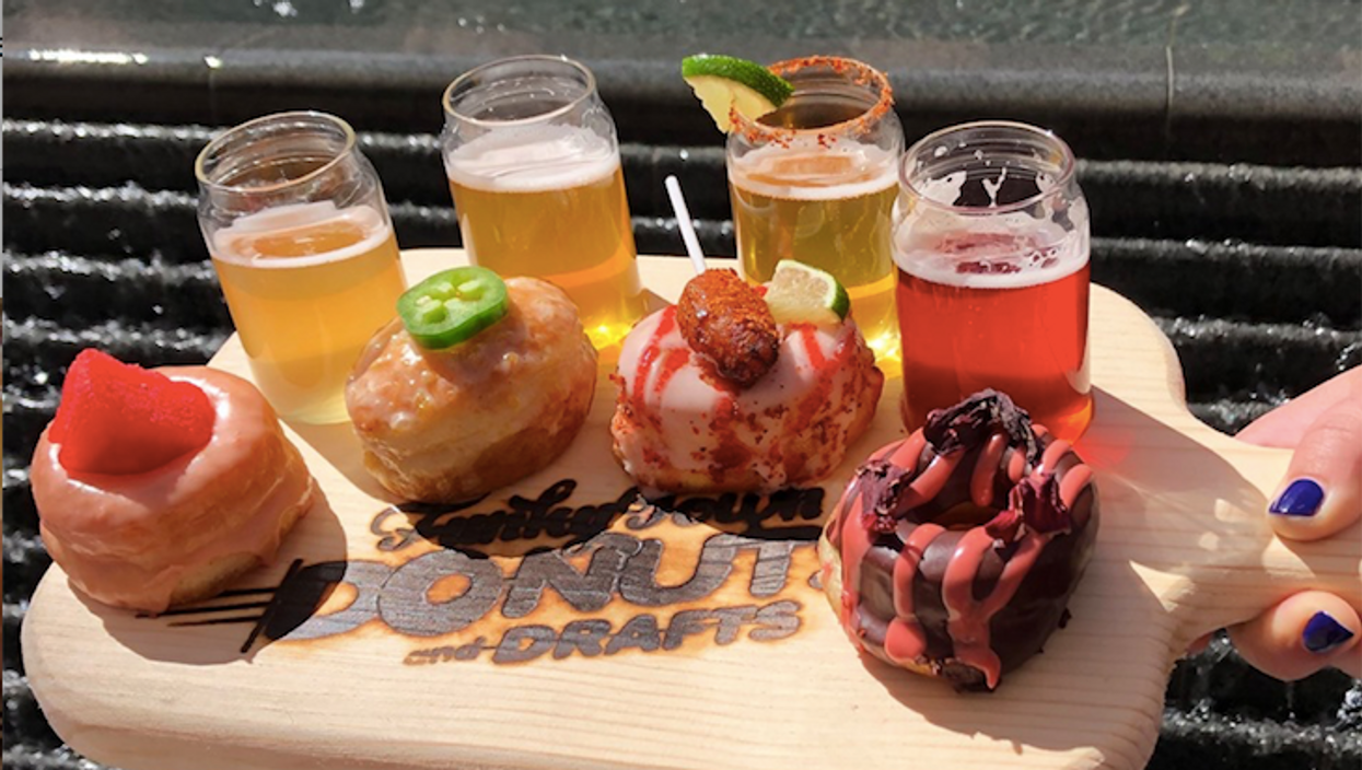 Fort Worth Is Having A Massive Donuts And Drafts Celebration Next Month
