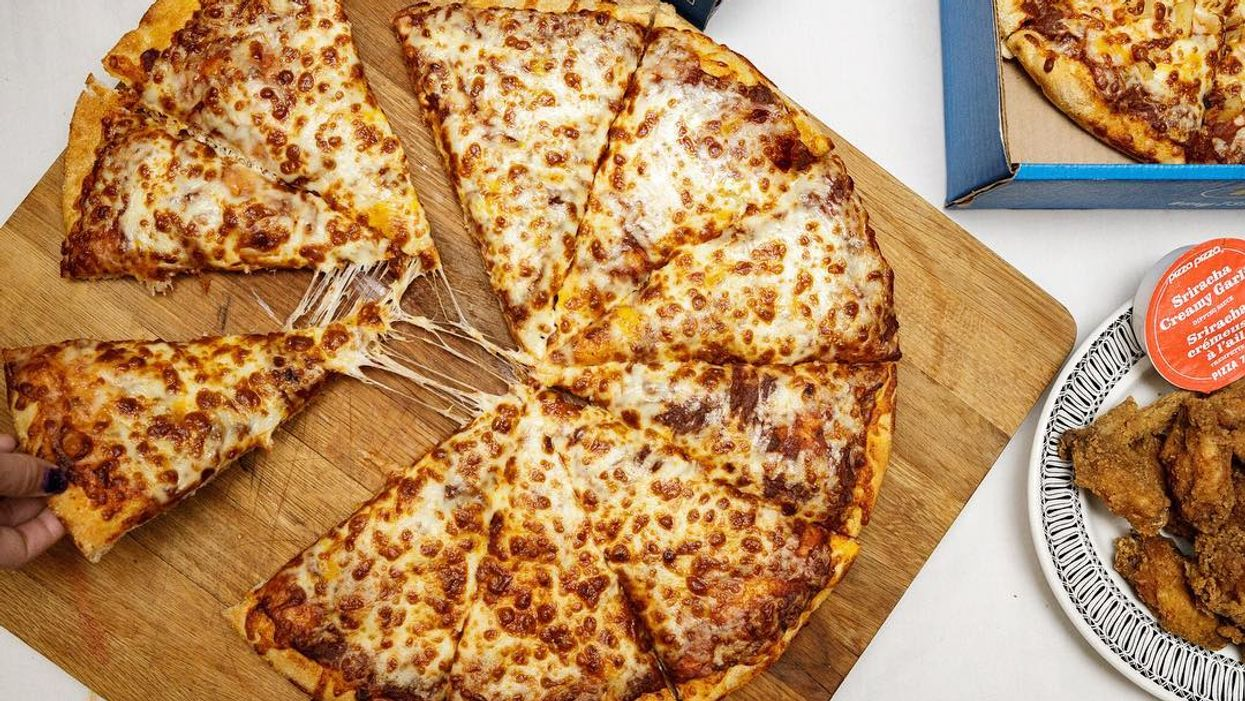 Pizza 73 Is Giving Out 10,000 Free Pizza Slices This Week