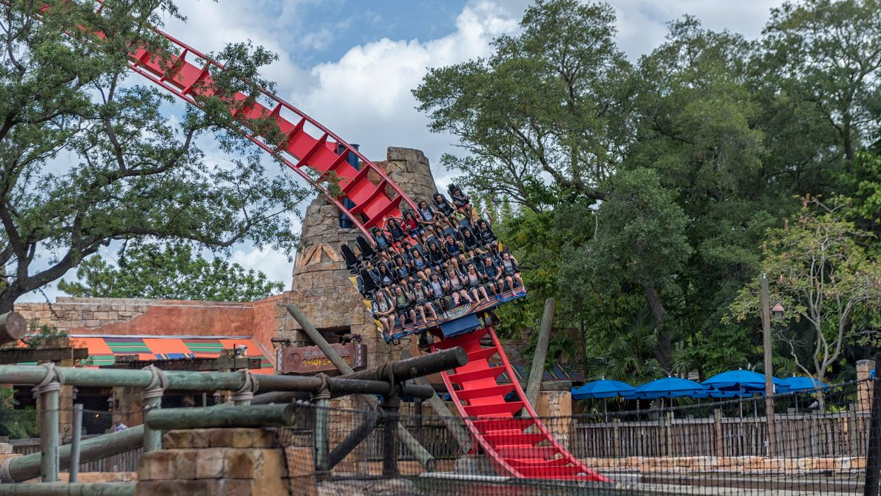 Right Now Busch Gardens Tampa Is Offering Huge Discounts On Their Annual Passes