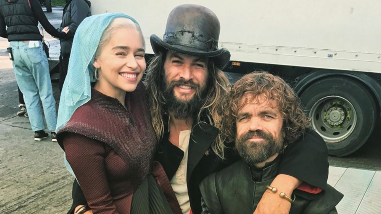 Jason Momoa Just Revealed How Much He'll Miss Game Of Thrones And Now We're Crying