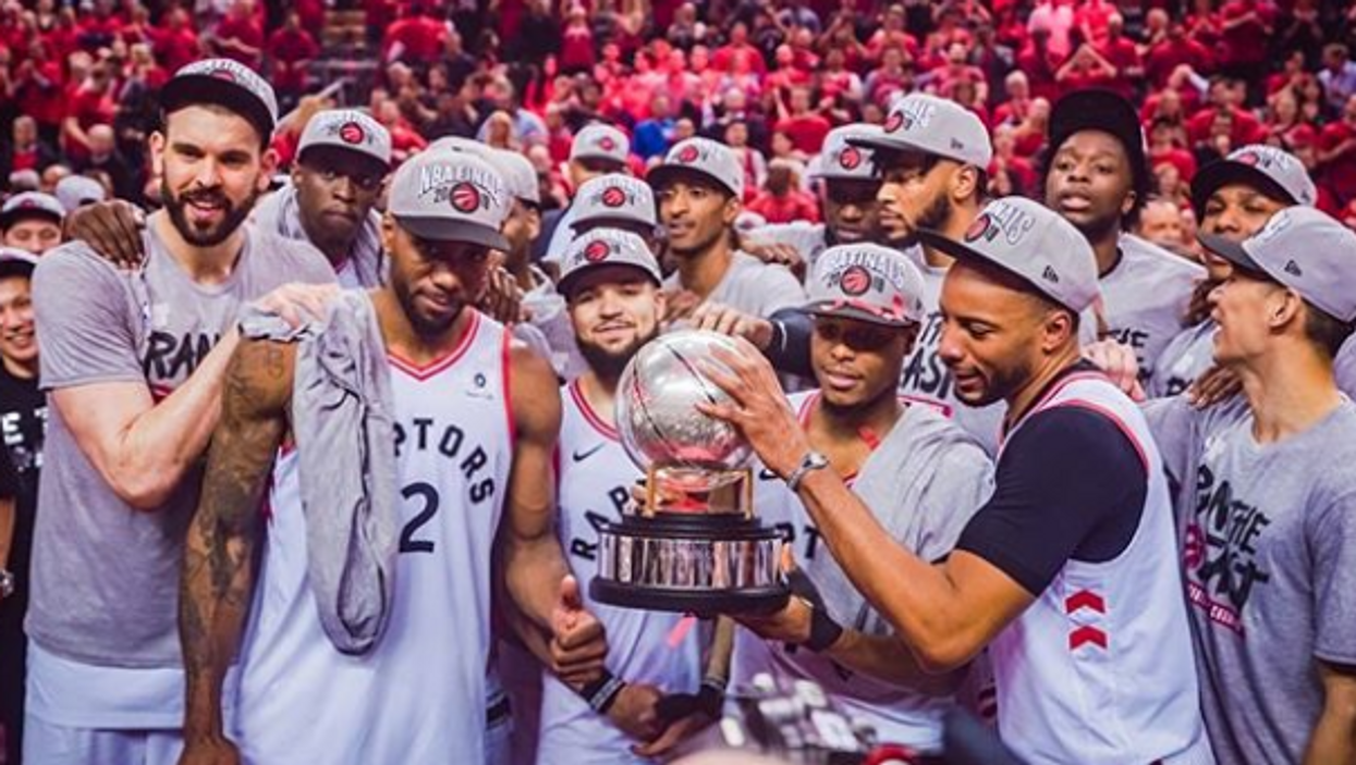 This Toronto Shop Is Offering Free Raptors Tattoos This Week To Celebrate NBA Finals