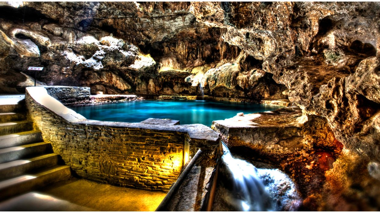 You Can Tour These Magical Caves In Alberta By Lantern Light After Hours This Summer