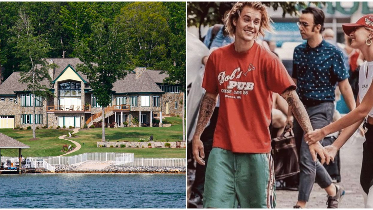 6 Celebrities Who Have Unbelievable Vacation Homes In Canada