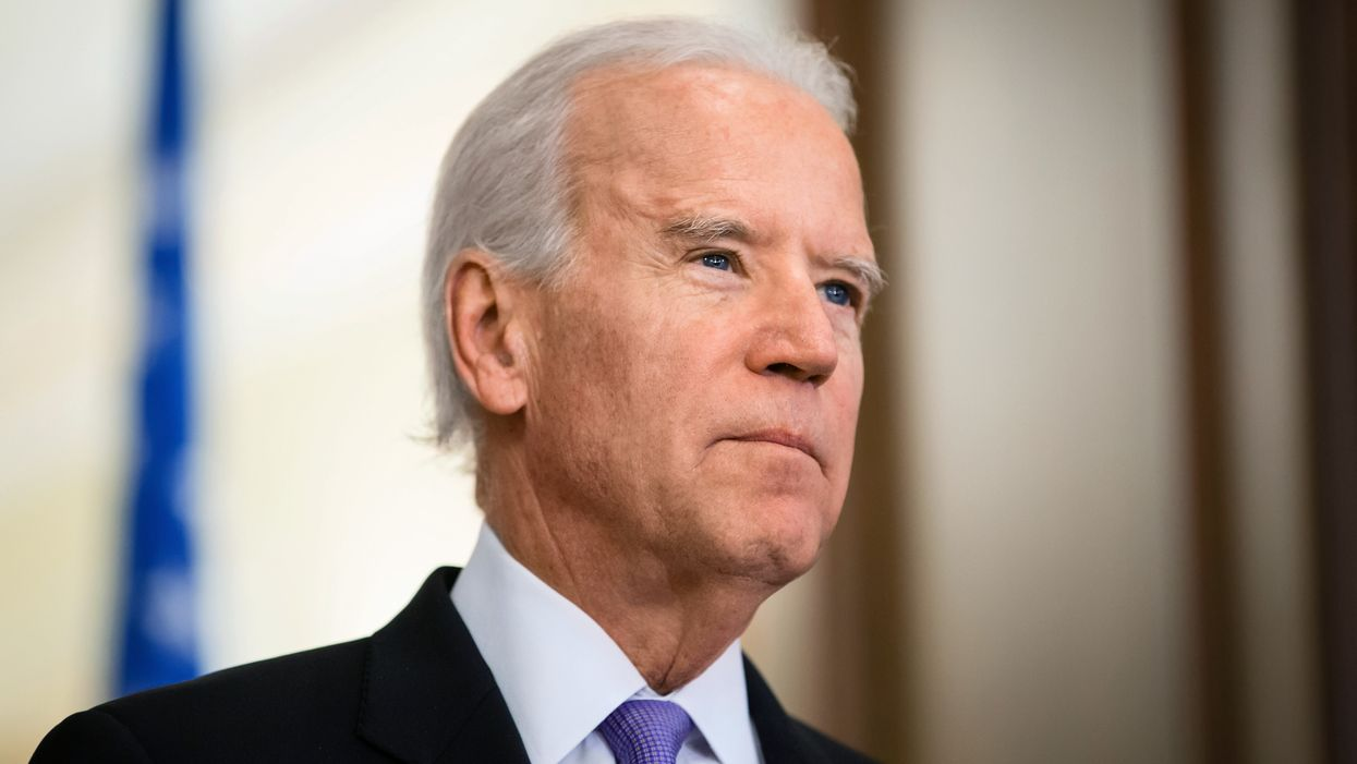 Houstonians Are Creeped Out By Joe Biden's Texas Stop By, And It's Hilarious