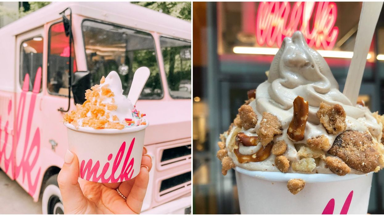 An Insanely Popular Dessert Pop-Up Has Opened In Austin This Week
