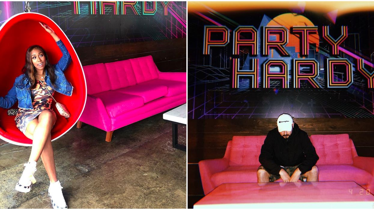 Dallas Just Got The Coolest New Retro Bar With The Grooviest Atmosphere
