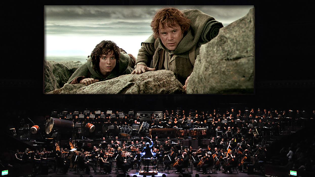 Ottawa Is Hosting A Huge Lord of the Rings Live Concert