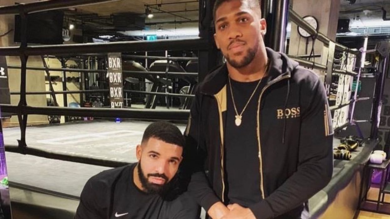"""The 'Drake Curse' Strikes Again After A """"Humiliating Defeat"""" In Boxing Last Night"""