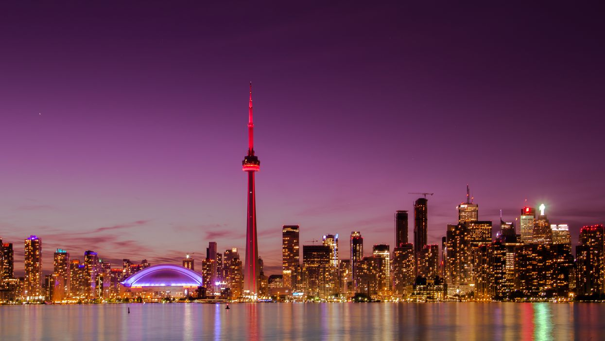 Toronto Ranked #1 For 'Population Growth' In North America