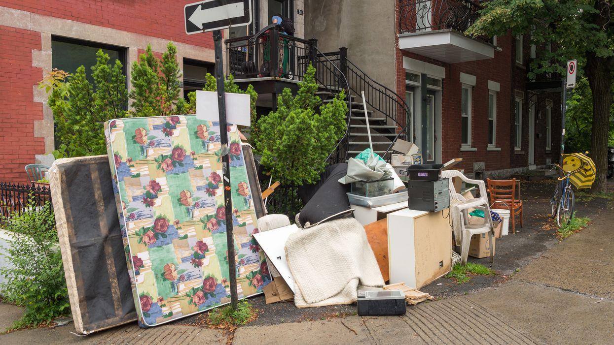 15 situations horribles que tu veux éviter pendant ton prochain déménagement
