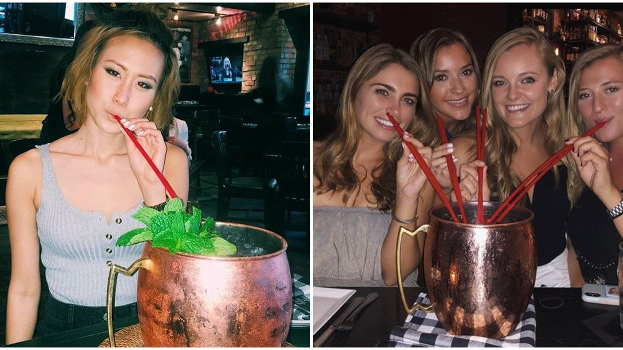 This Bar In Dallas Serves The Biggest Moscow Mules You've Ever Seen