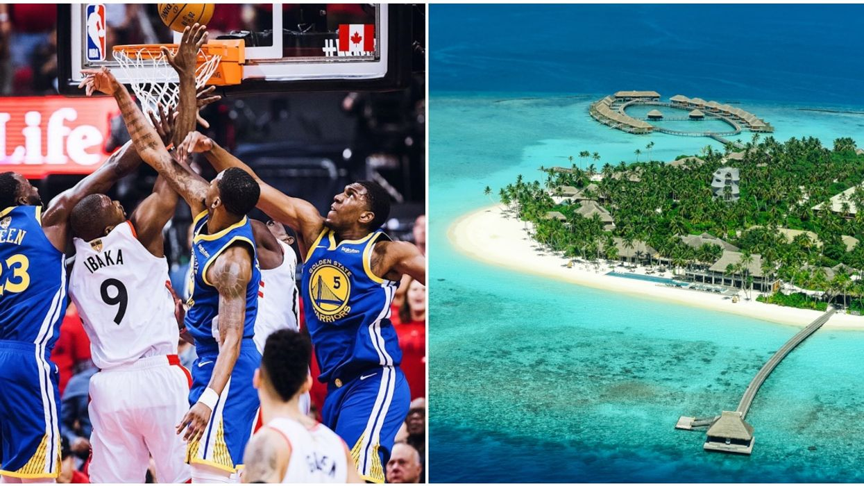 Someone Just Spent More On Raptors Finals Tickets Than It Would Cost To Buy A Small Plane Or Private Island