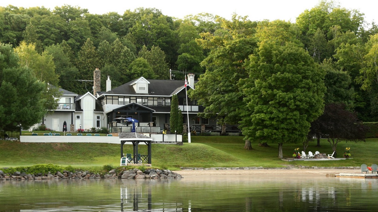 Ontario's First 'Cannabis-Friendly' Resort Is Open In Cottage Country Right Now