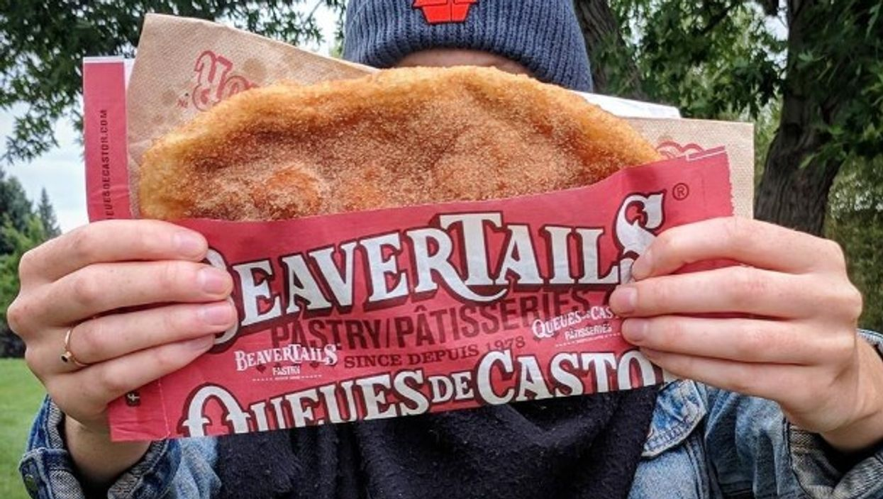 Tu peux te gâter avec une Queue de Castor gratuite à Montréal cette semaine