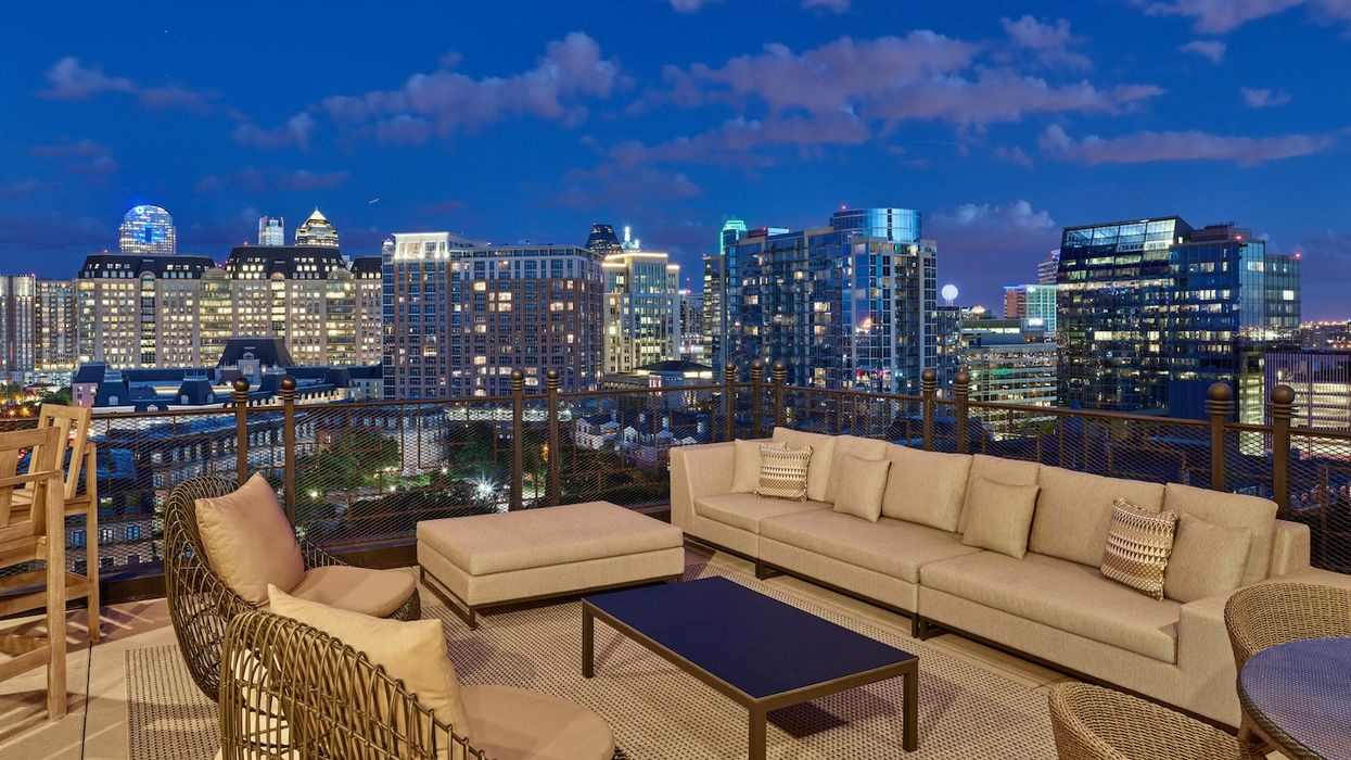 This Stunning Dallas Hotel With Skyline Views Was Just Named Hotel Of The Year