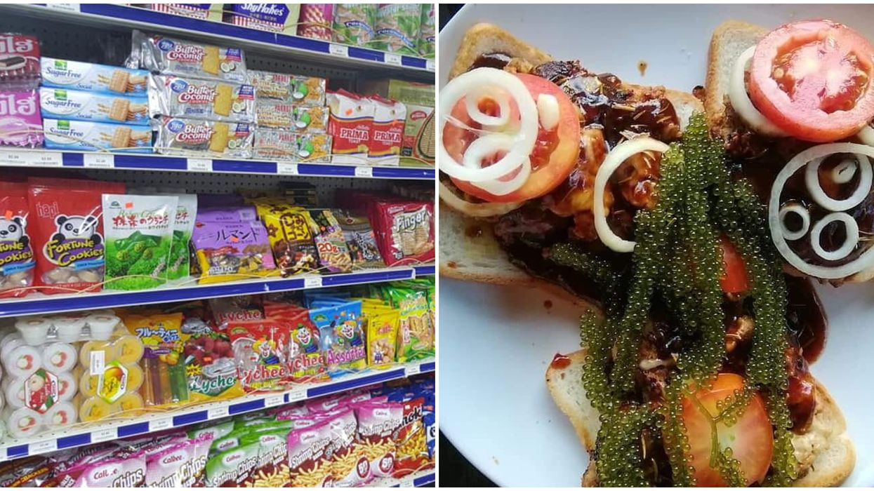 You Can Get Those International Snacks You've Been Wanting At This Market Cafe Near Tampa