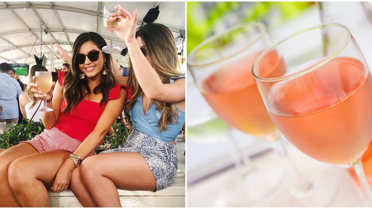 There Is Going To Be A HUGE Free Rosé Wine Festival Coming To Miami This Weekend