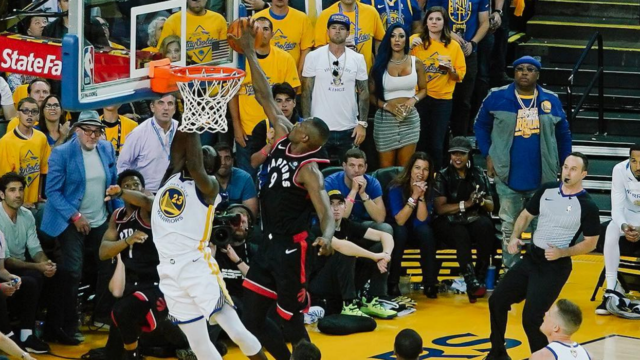 Raptors Fans Are Convinced Game 4 Is Already Won After Hearing Who Will Be Playing