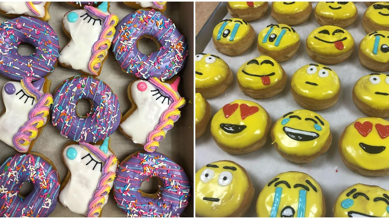 This Bakery Near Tampa Makes Trendy Doughnuts That Taste As Good As They Look