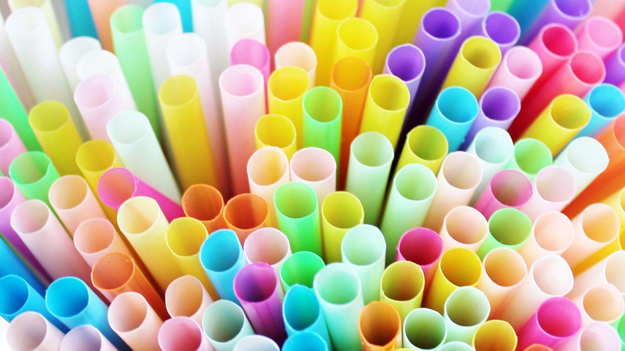 Le Canada va interdire le plastique à usage unique, comme les pailles, dès 2021