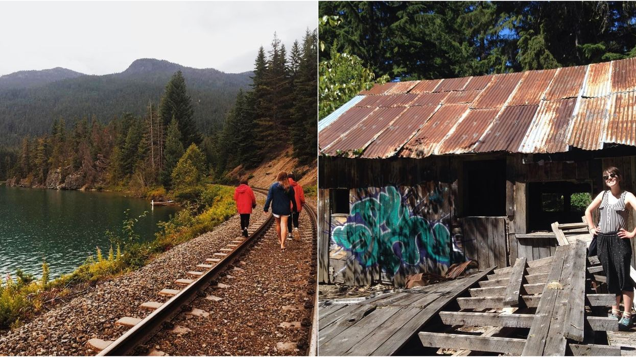 This Ghost Town Near Vancouver Makes For A Spooky Summer Road Trip