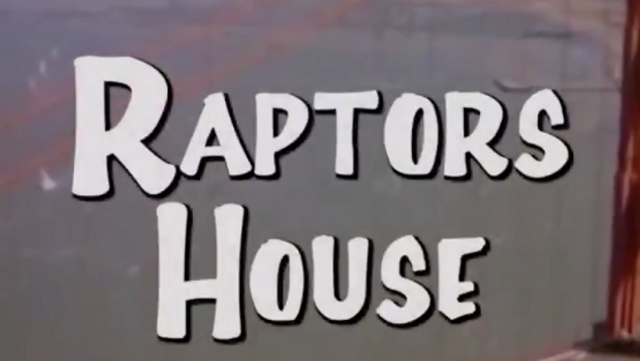 Raptors Shade The Golden State Warriors After Their Game 4 Win With A 'Full House' Rendition