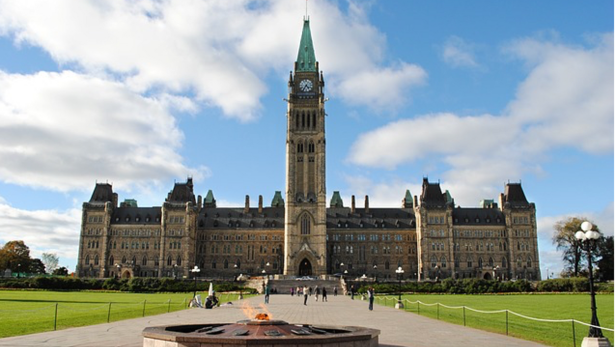 A Conservative Candidate Wants To Move The Upcoming Federal Election